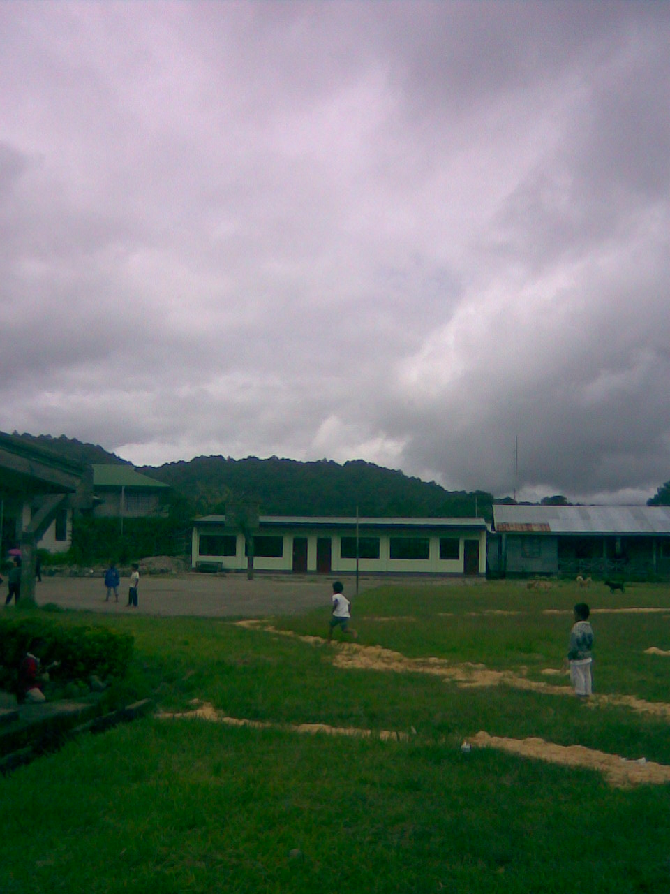 Ambasing Elementary School Computer Lab