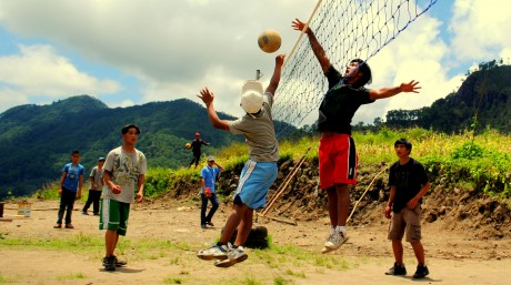 Balugan National High School, Sagada: Sports 2011