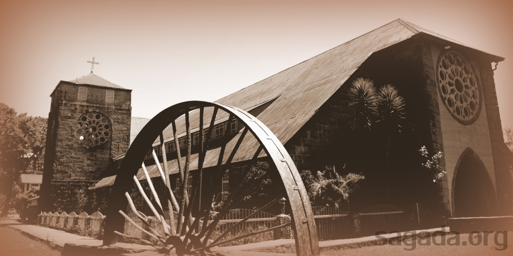 Sagada 2014: Forgotten foundations
