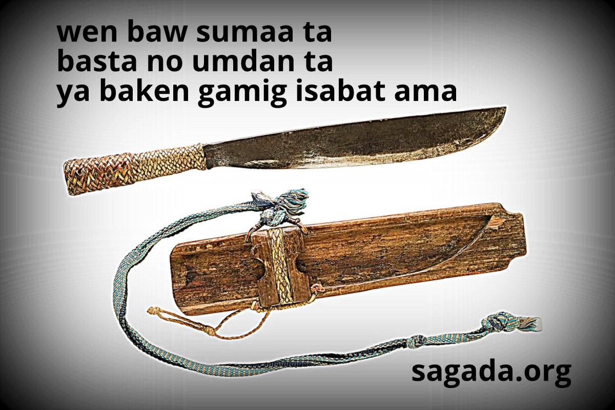 Sagada gamig