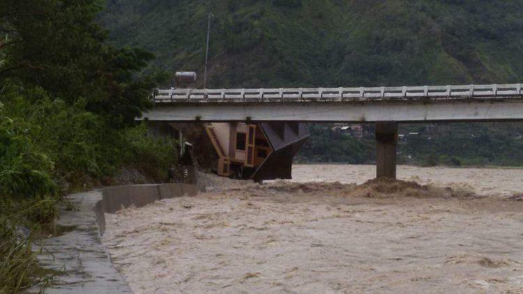 2016 Typhoon Lawin Aftermath: Samoki Fallen House