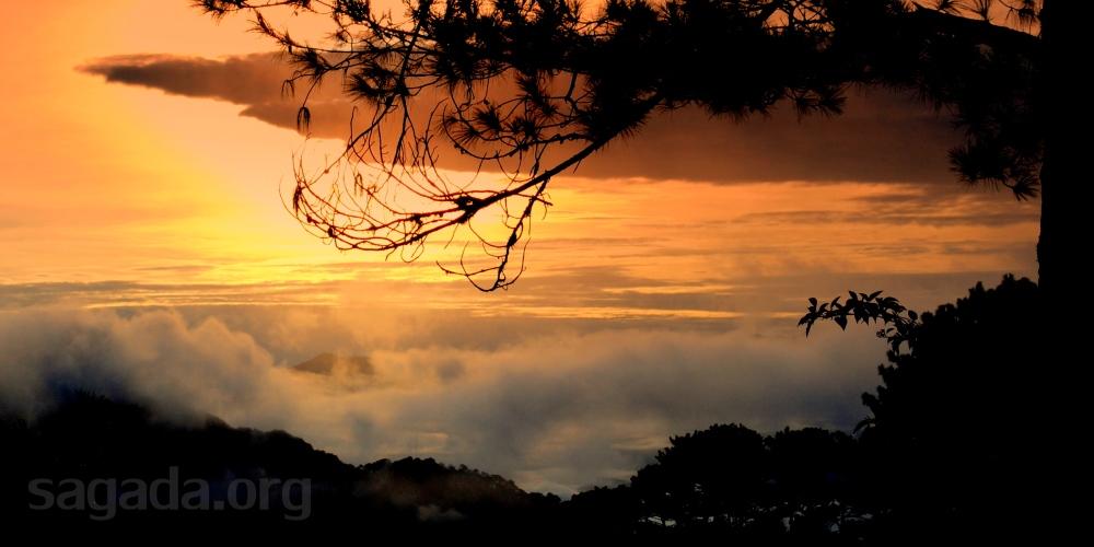Flashback: Kiltepan Sunrise